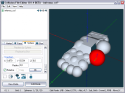 Collision File Editor II 0.4 Beta